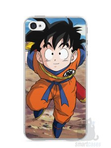 Capa Iphone 4/S Dragon Ball Z Gohan Pequeno