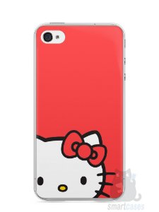 Capa Iphone 4/S Hello Kitty