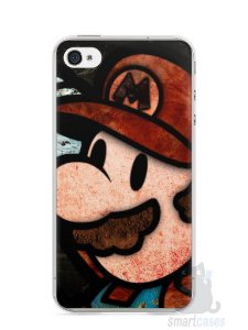 Capa Iphone 4/S Super Mario #2