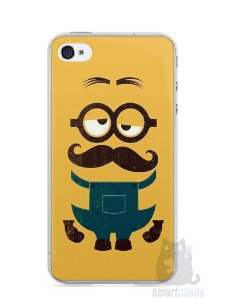 Capa Iphone 4/S Minions #3