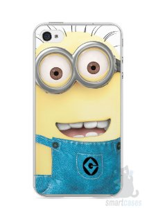 Capa Iphone 4/S Minions #7