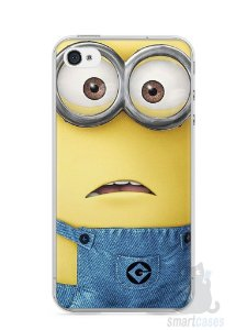 Capa Iphone 4/S Minions #6