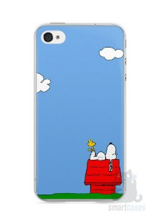 Capa Iphone 4/S Snoopy #3