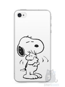 Capa Iphone 4/S Snoopy #2