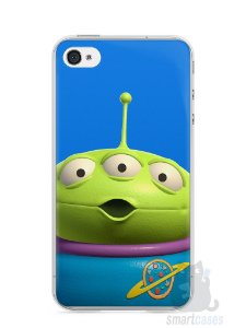 Capa Iphone 4/S Aliens Toy Story #1