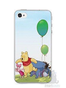 Capa Iphone 4/S Ursinho Pooh