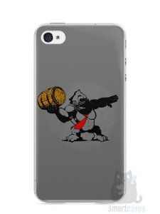 Capa Iphone 4/S Donkey Kong