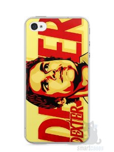 Capa Iphone 4/S Dexter
