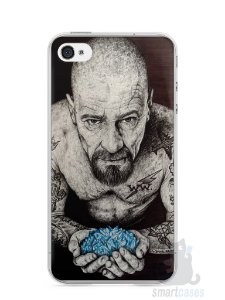 Capa Iphone 4/S Breaking Bad #4