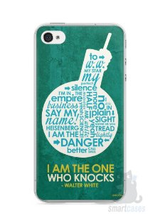 Capa Iphone 4/S Breaking Bad #5