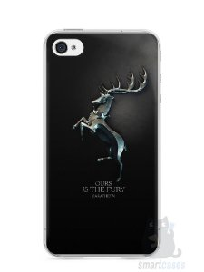 Capa Iphone 4/S Game Of Thrones Baratheon