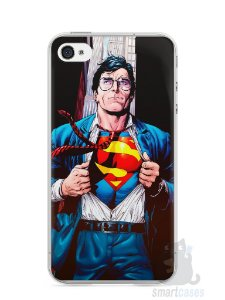 Capa Iphone 4/S Super Homem #1