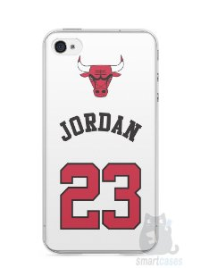 Capa Iphone 4/S Michael Jordan 23