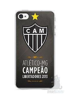 Capa Iphone 4/S Time Atlético Mineiro Galo #3