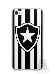 Capa Iphone 4/S Time Botafogo #1