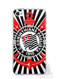 Capa Iphone 4/S Time Corinthians #2