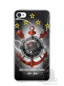 Capa Iphone 4/S Time Corinthians #5