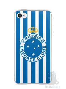 Capa Iphone 4/S Time Cruzeiro #2