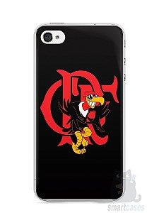 Capa Iphone 4/S Time Flamengo #2