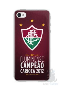 Capa Iphone 4/S Time Fluminense #2