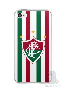 Capa Iphone 4/S Time Fluminense #1