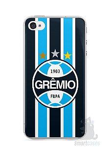 Capa Iphone 4/S Time Grêmio
