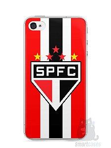 Capa Iphone 4/S Time São Paulo