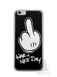 Capa Iphone 6/S Tenha Um Bom Dia
