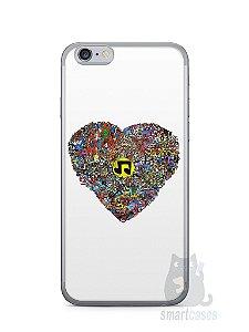 Capa Iphone 6/S Coração Personagens
