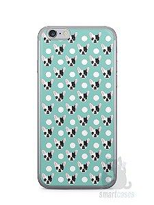 Capa Iphone 6/S Cachorros Bulldog Francês