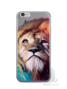 Capa Iphone 6/S Leão Pintura
