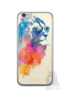 Capa Iphone 6/S Leão Colorido #2