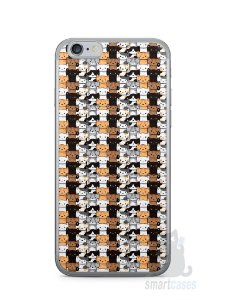 Capa Iphone 6/S Gatos