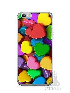 Capa Iphone 6/S Corações
