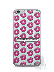 Capa Iphone 6/S Donut Touch My Phone