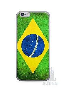 Capa Iphone 6/S Bandeira do Brasil