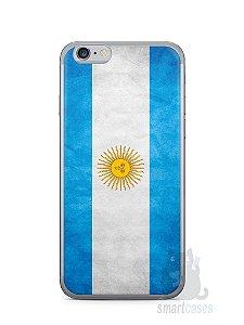 Capa Iphone 6/S Bandeira da Argentina