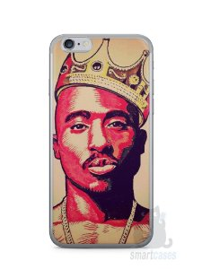 Capa Iphone 6/S Tupac Shakur #1