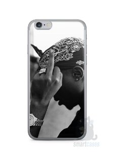 Capa Iphone 6/S Tupac Shakur #2