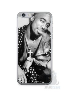 Capa Iphone 6/S Tupac Shakur #3