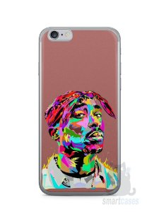 Capa Iphone 6/S Tupac Shakur #4