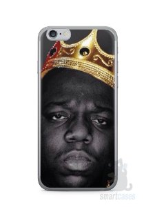 Capa Iphone 6/S The Notorious B.I.G.