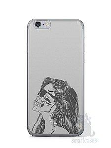 Capa Iphone 6/S Mulher Caveira