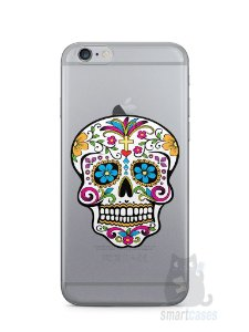 Capa Iphone 6/S Caveira Mexicana