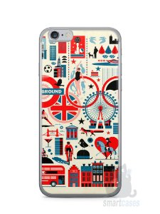 Capa Iphone 6/S Londres #4