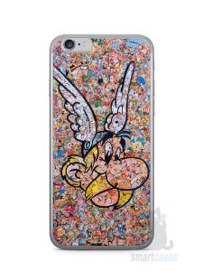 Capa Iphone 6/S Astérix Comic Books