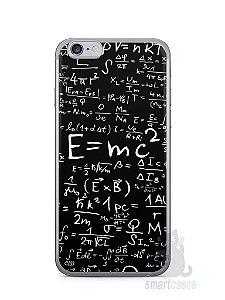 Capa Iphone 6/S Teoria da Relatividade Einstein
