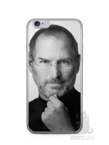 Capa Iphone 6/S Steve Jobs