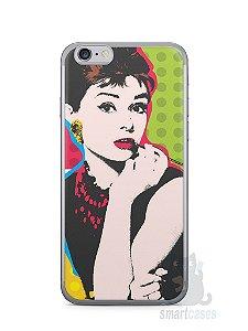 Capa Iphone 6/S Audrey Hepburn #3