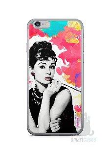 Capa Iphone 6/S Audrey Hepburn #5